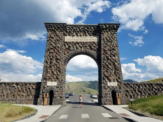 #41 Yellowstone National Park, MT