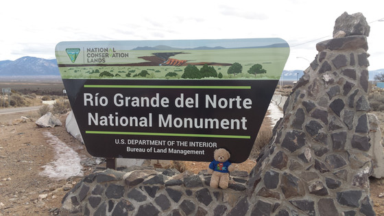Rio Grande del Norte National Monument, NM #18