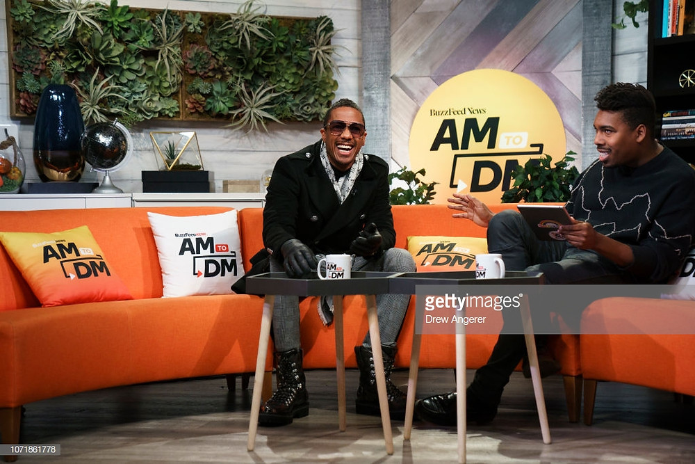 """ON #AM2DM NICK CANNON DEFENDS KEVIN HART: Calls it a """"Dangerous Time"""" on Social Media"""