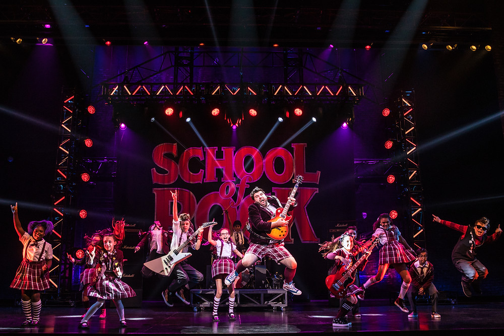 SCHOOL OF ROCK On Sale for Atlanta