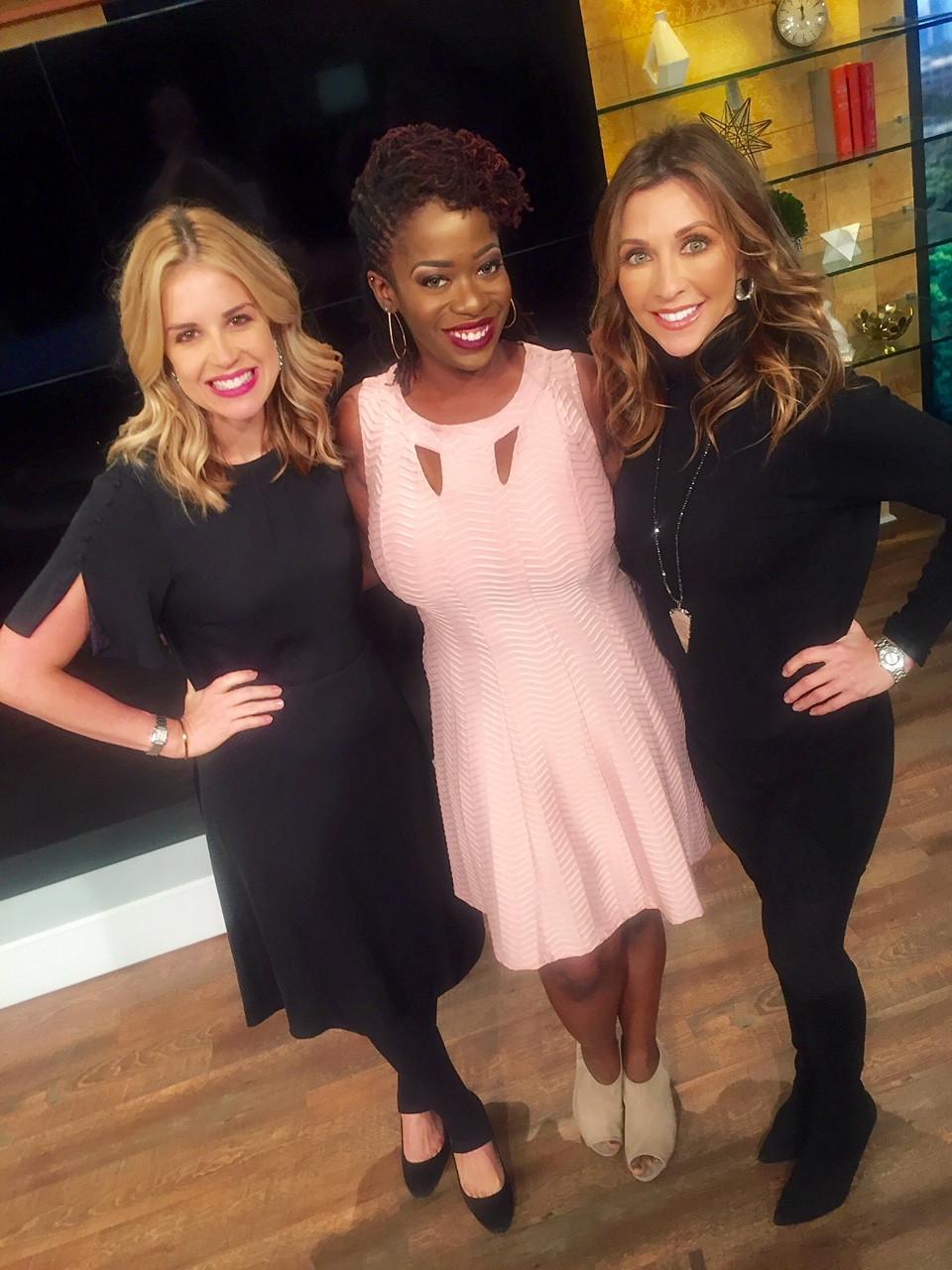 Ash Said it CEO Ash Brown Atlanta and Company hosts Christina and Cara
