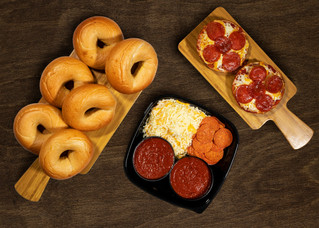 Einstein Bros. Bagels Launches Take & Make Pizza Bagel Kits for Kids