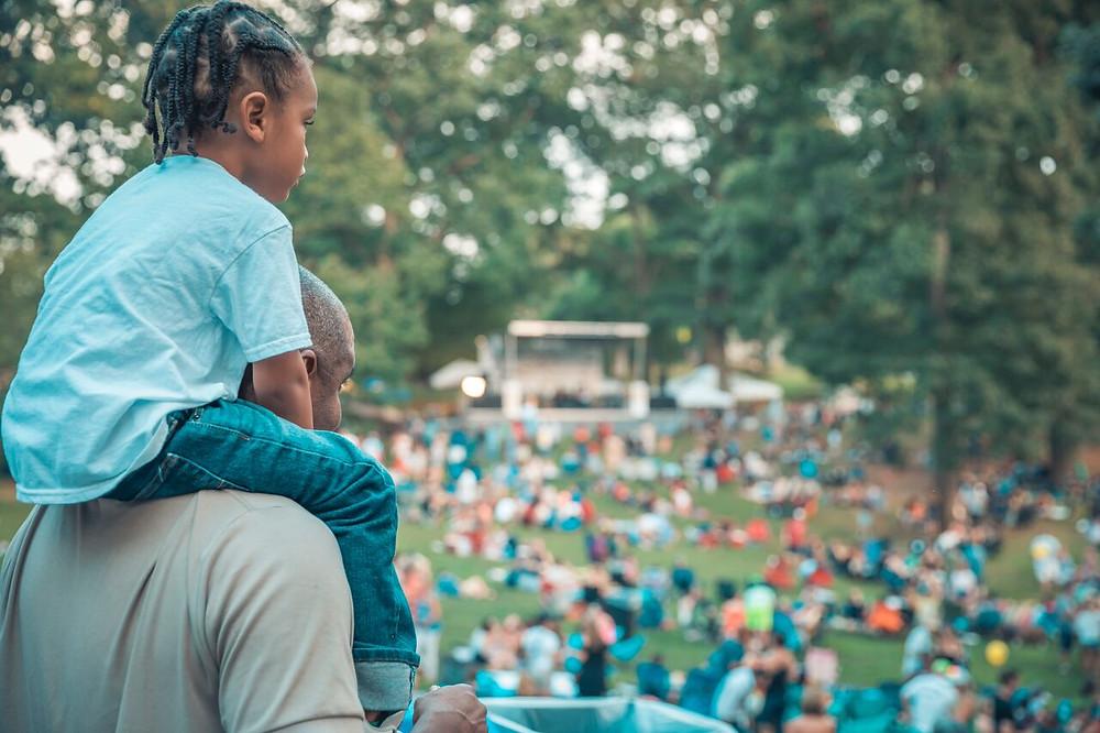 Event Recap :: Grant Park Summer Shade 2017