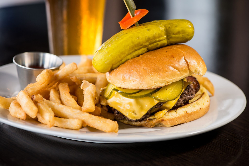 Celebrate Cheeseburger Day & Lobster Day at Dantanna's