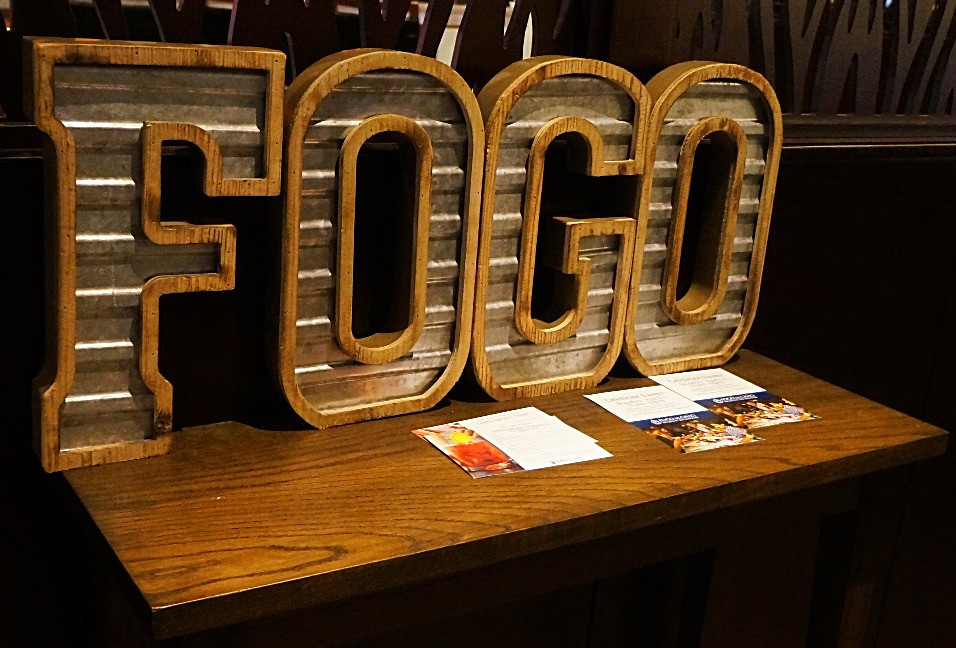 Ash brown explores fogo de Chao