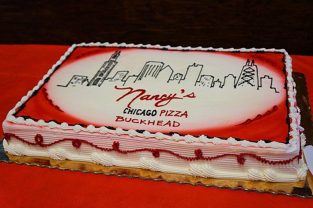 Nancys Chicago Pizza Buckhead