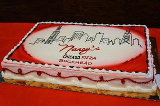 Nancy's Chicago Pizza Buckhead Grand Opening