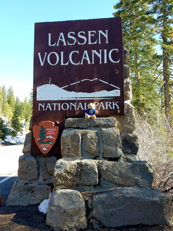 #29 Lassen Volcanic National Park