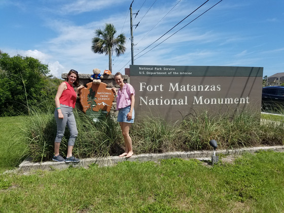 Fort Mantanzas National Monument #9     FL