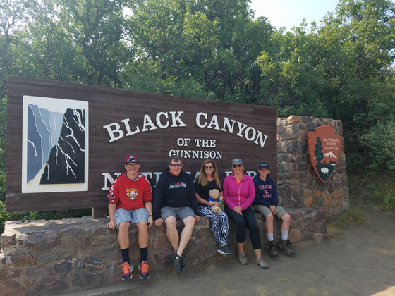 #50 Black Canyon of the Gunnison National Park, CO