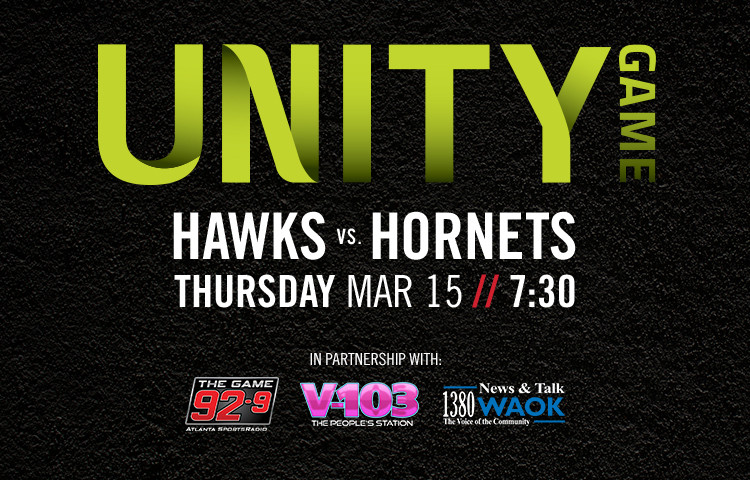 ATLANTA HAWKS TO HOST DIVERSE EVENT SERIES LEADING TO SECOND ANNUAL UNITY GAME