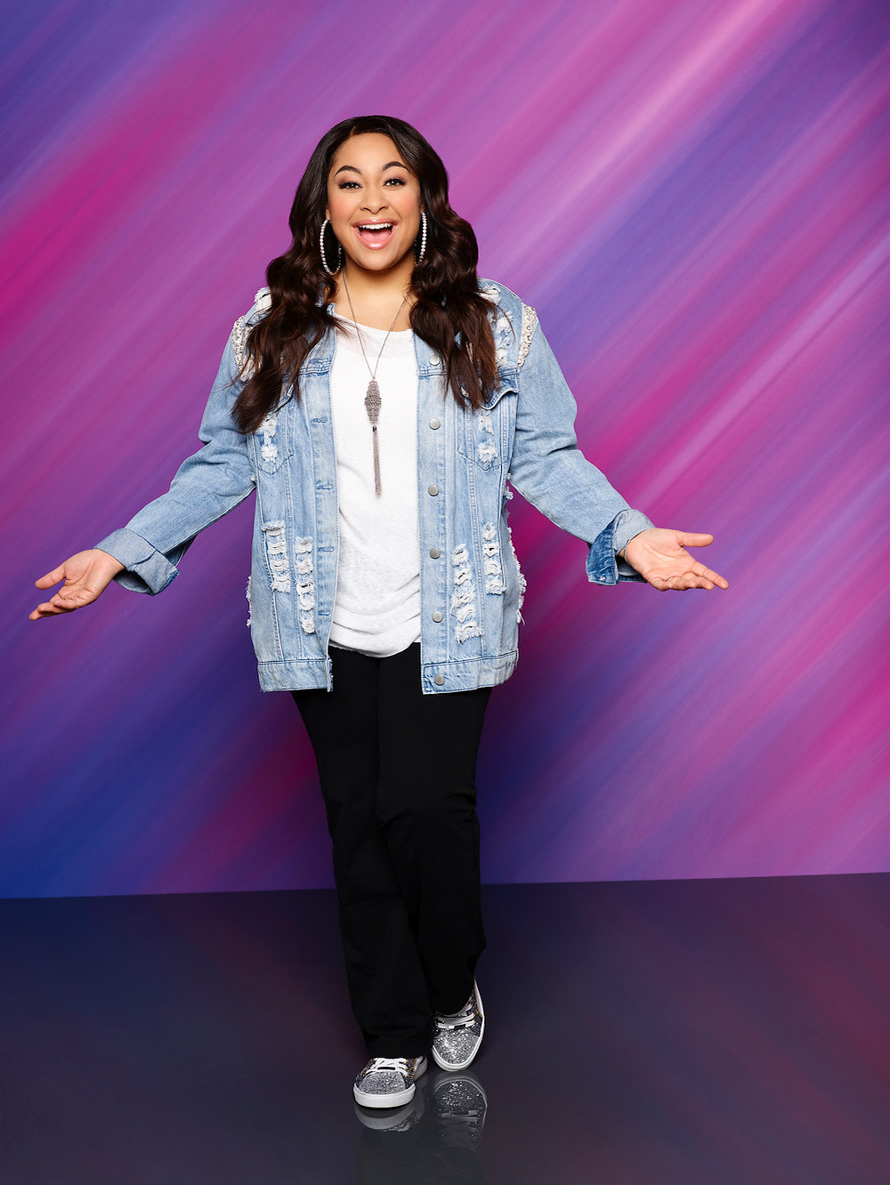 Raven-Symone Plans on Motherhood, Her Degree & Directing TV