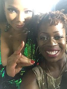 Zeta Phi Beta Sorors Syleena Johnson & Ash Said It
