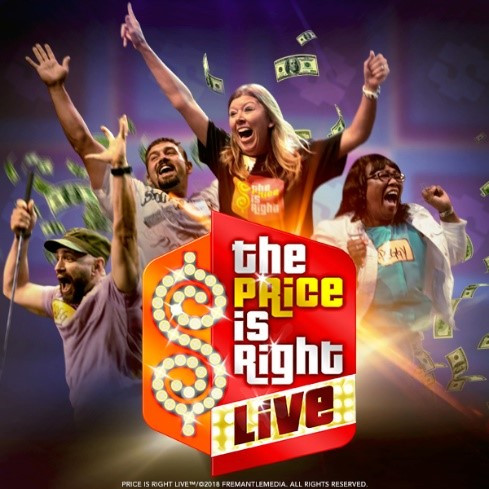 The Price is Right Live™ is coming to the Fox Theatre on March 26