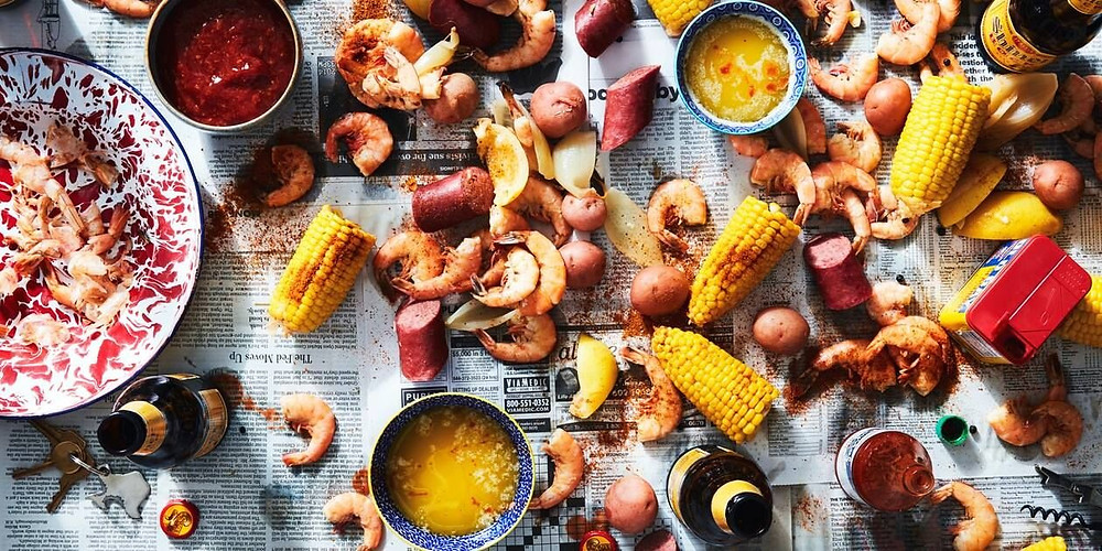 Bistro Off Broad Hosts Winter Low Country Boil