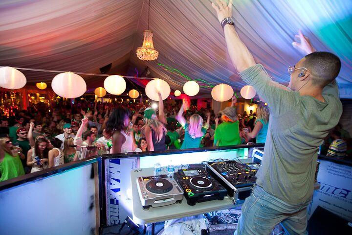 Luckyfest with Spiral Entertainment at Park Tavern in Piedmont Park