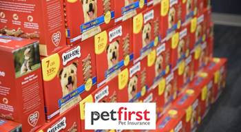 Gift celebrates 15 years in the business of improving pets' lives