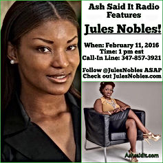 Jules Nobles exclusive with Ash Said it