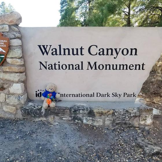 Walnut Canyon National Monument, AZ #3