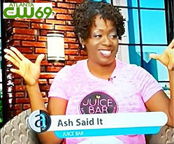 Ash Said It on CW 69 Focus Atlanta