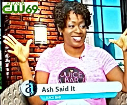 Ash Said It on CW 69 Focus Atlanta