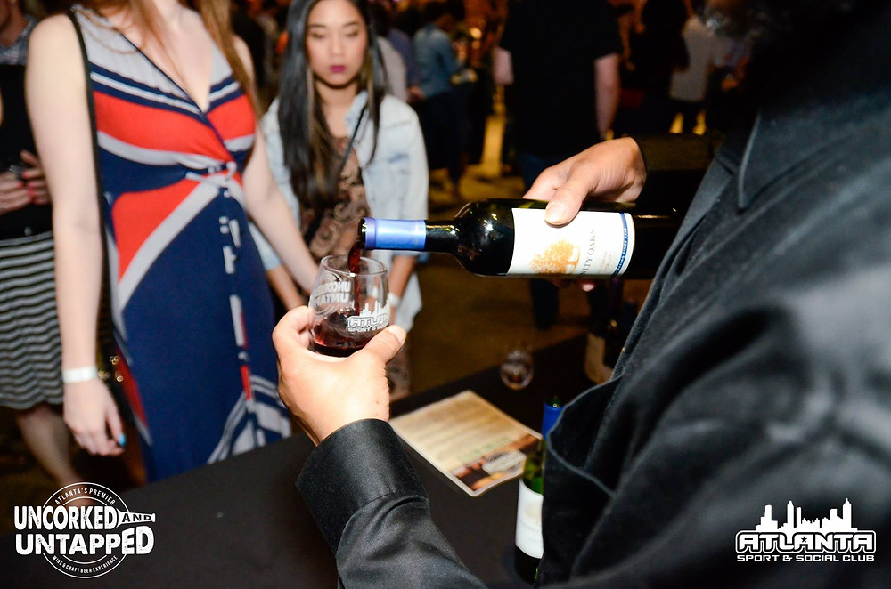Bottoms Up - The Uncorked Wine Festival Returns To Park Tavern