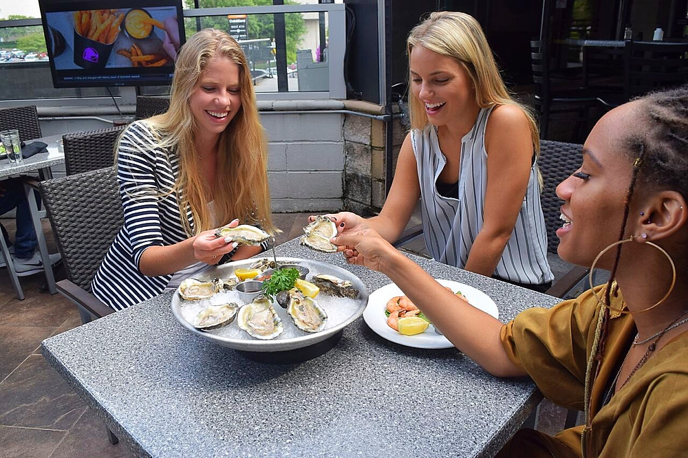 Shuck it up for National Happy Hour at Dantanna's