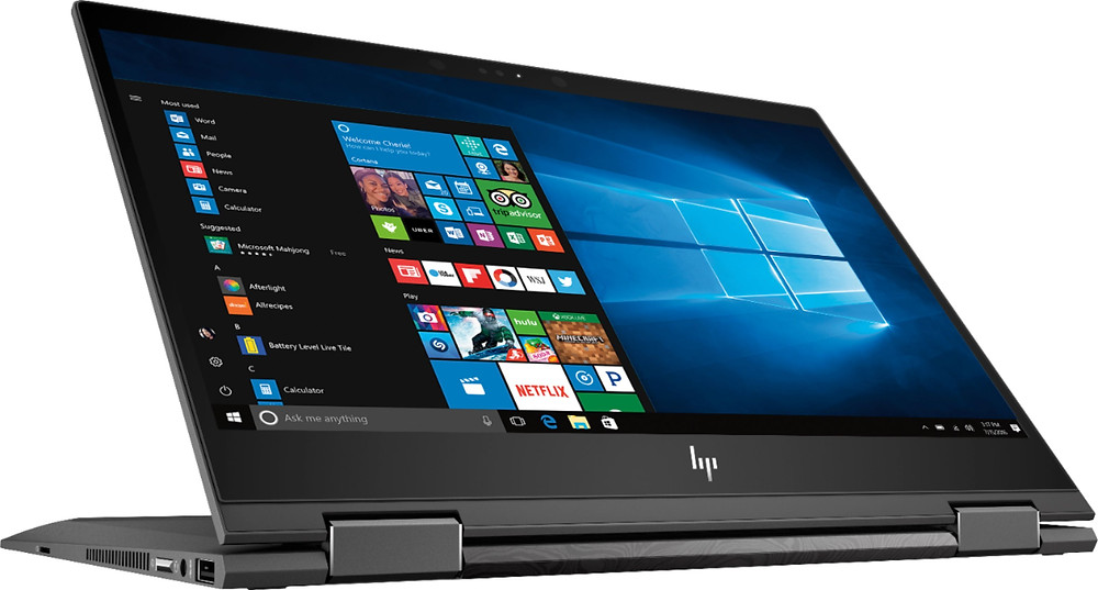 Go Back To School in Style with The HP Envy x360 Laptop!