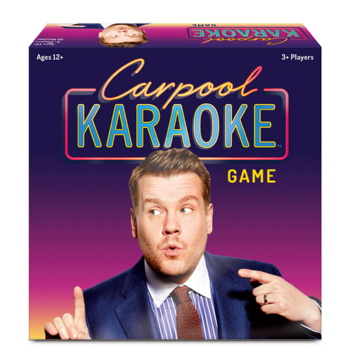 Carpool Karaoke Game Launches Exclusively at Target
