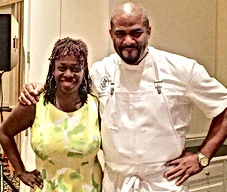 Ash Said It CEO with Chef Daryl Shular