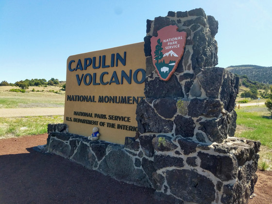 Capulin Volcano National Monument, NM #19