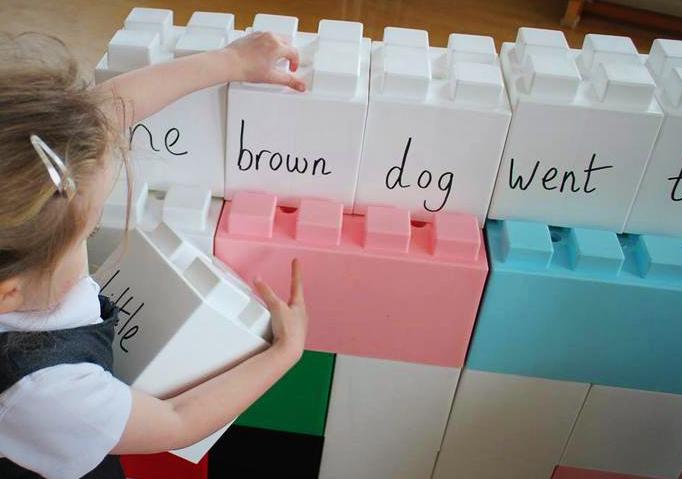 Everblocks provide unique, cost-effective educational experiences for UK children