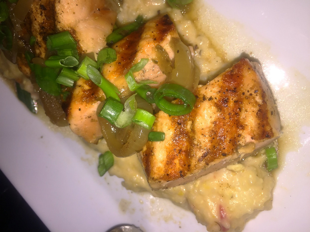Salmon at City Winery Atlanta