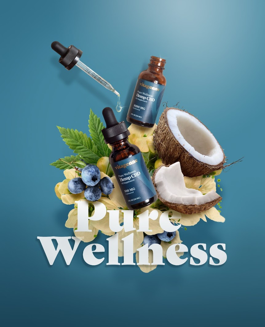 The Premium CBD Line Engineered for Wellness, Rooted Empathy