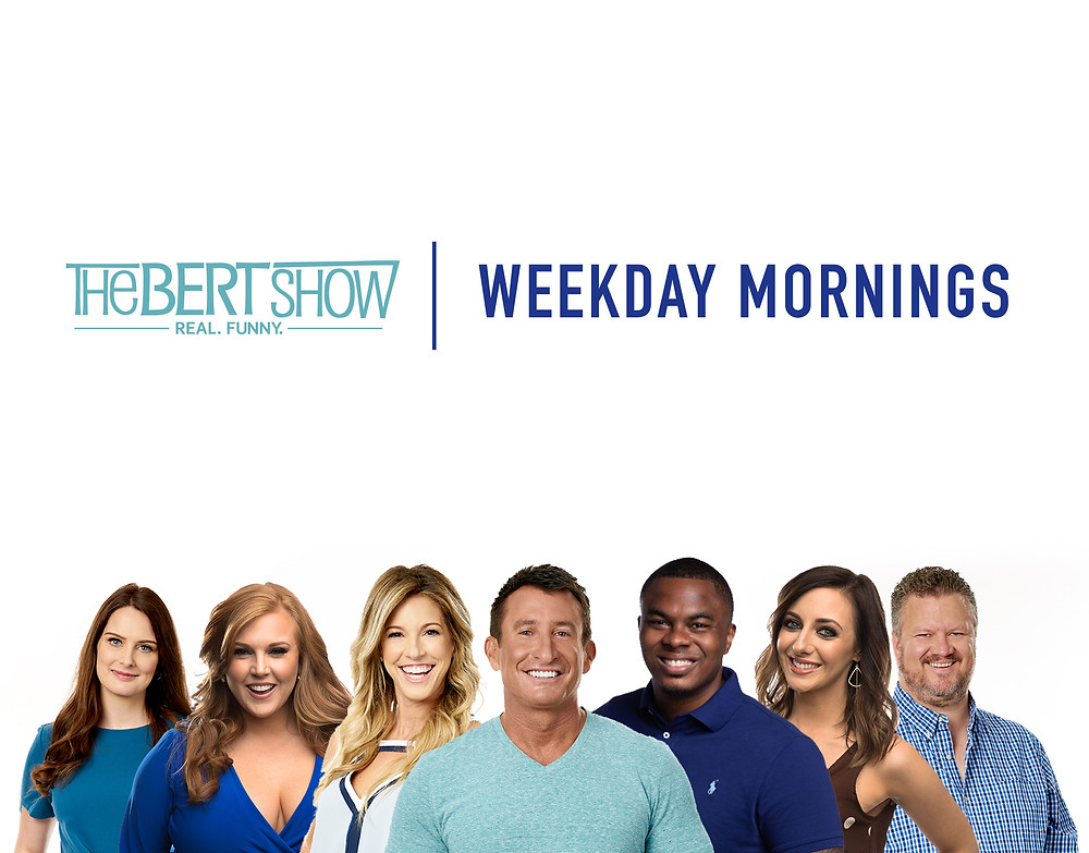 """The Bert Show"" Signs New Multi-Year Deal With Cumulus Media and Westwood One"