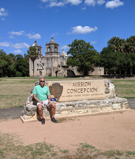 San Antonio Missions/National Historical Park #1/World UNESCO Heritage Site