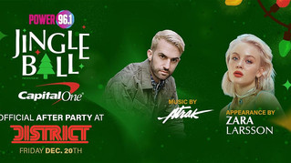 Power 96.1 Jingle Ball After Party