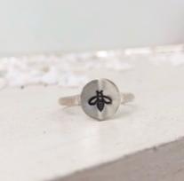 Little ID Symbol Ring