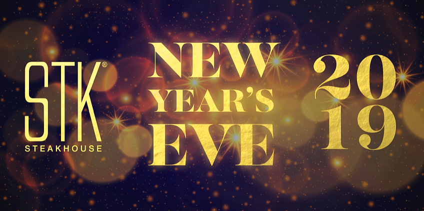 Celebrate New Year's Eve at STK