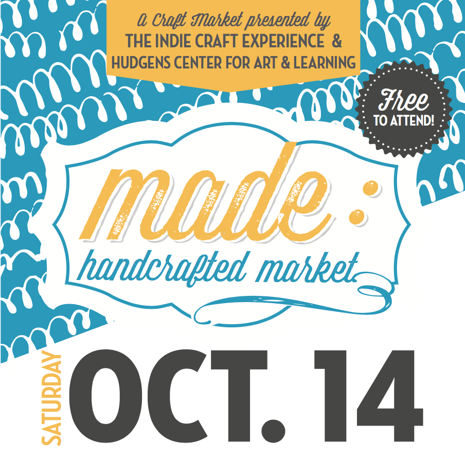 Not-to-Miss Event This Weekend - ICE Made: Handcrafted Market