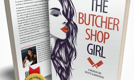 2021 Book Feature: The Butcher Shop Girl