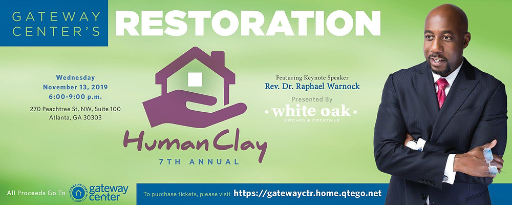 White Oak Kitchen & Cocktails Presents the 7th Annual Human Clay Gala