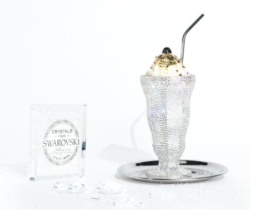 Legendary NYC Restaurant, Serendipity 3, Receives Guinness World Record for Most Expensive Milkshake in the World, Today on National Vanilla Milkshake Day!