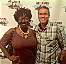 Nema Williams meets Ash Said it At Atlanta Comedy Theater