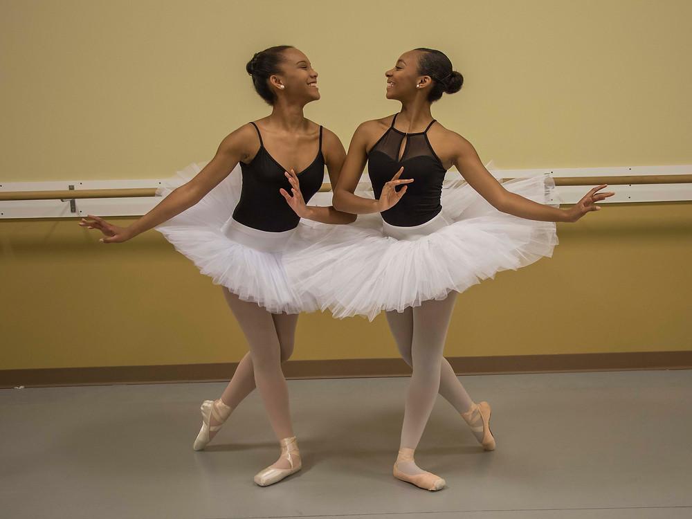 "GWINNETT BALLET THEATRE'S ""NUTCRACKER 2017"" FEATURES TWO AFRICAN AMERICAN BALLERINAS DEVOTED TO DANCE"