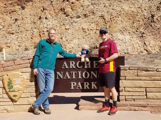 #16 Arches National Park, UT