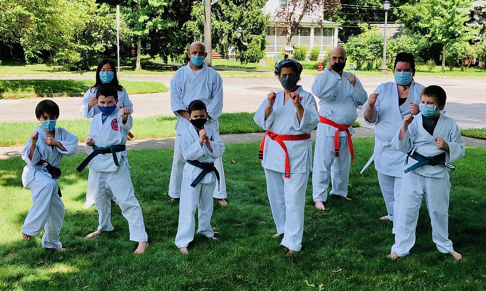 Coronavirus Knocked Out By Karate Dojo