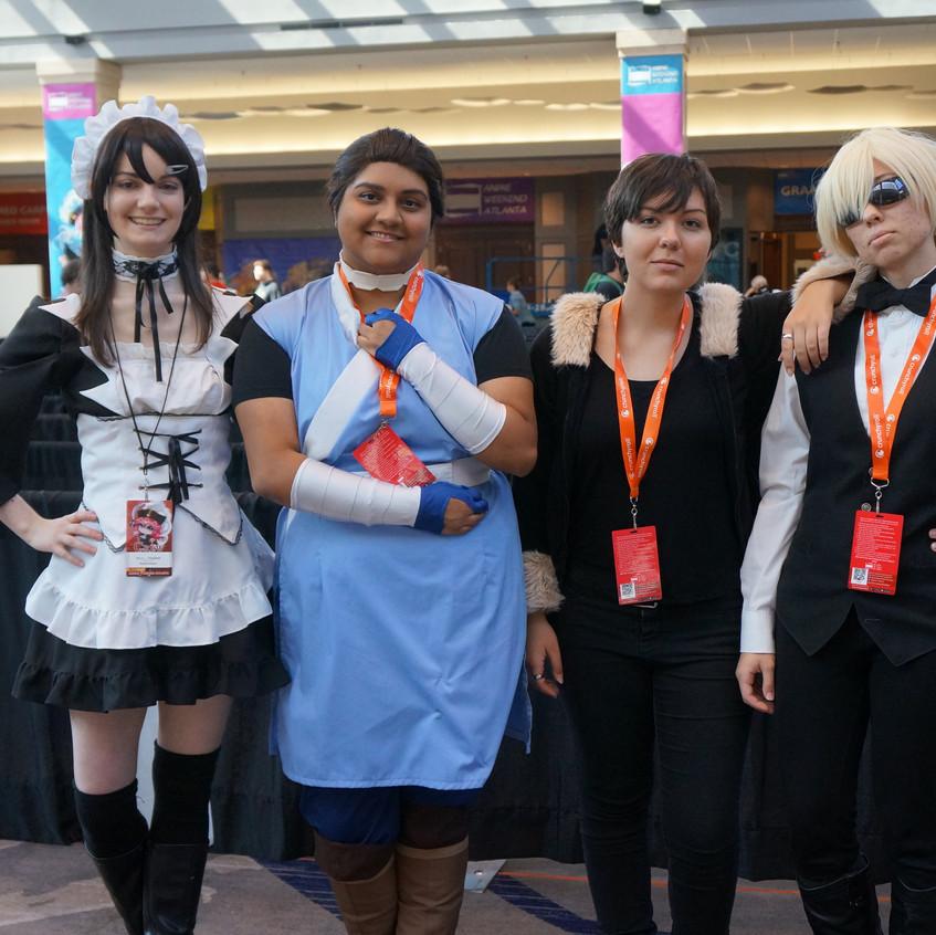 Anime Weekend Atlanta 2017