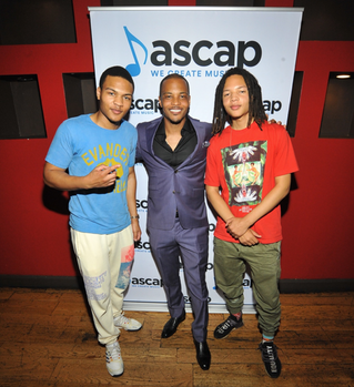 RAPPER T.I. SUPPORTS SON DOMANI'S 2019 ASCAP OTCU PERFORMANCE