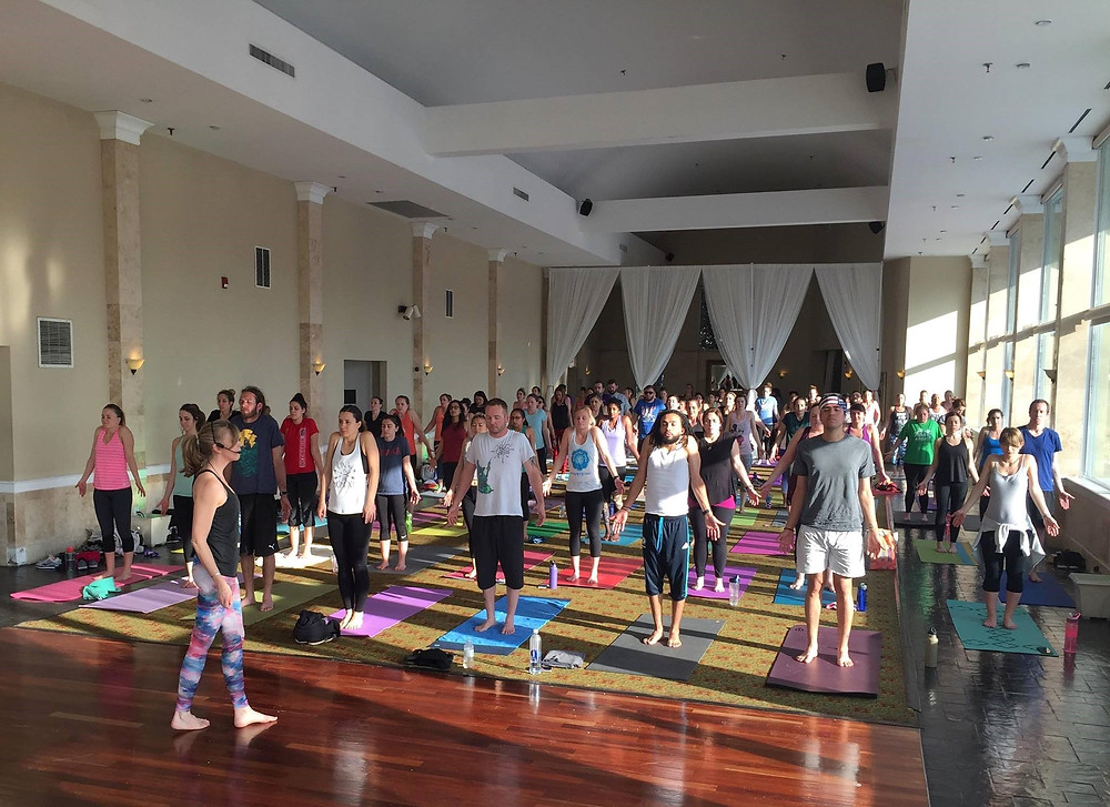 Free Yoga Class + Tips for a Happy & Mindful New Year with Westside Yoga at Park Tavern